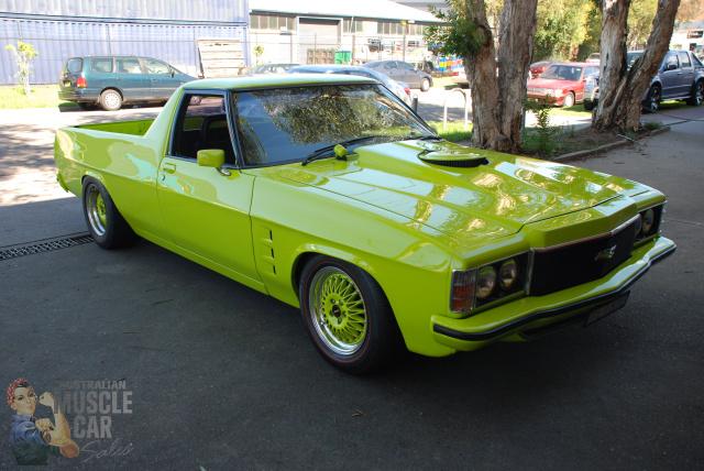 HQ GTS Ute (SOLD) - Australian Muscle Car Sales
