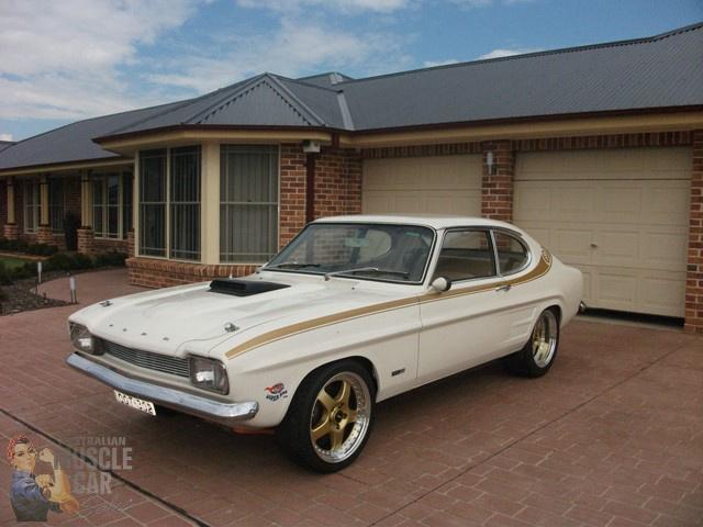 1969 ford capri 302 v8 sold australian muscle car sales. Black Bedroom Furniture Sets. Home Design Ideas