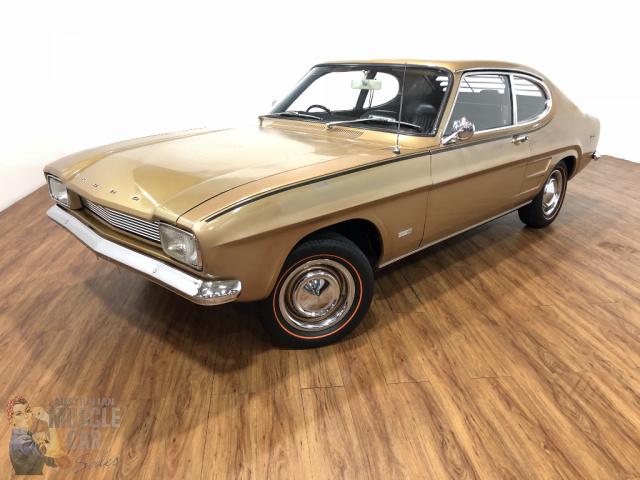 ford capri xl sold australian muscle car sales