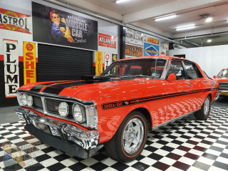 Australian Muscle Car Sales